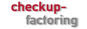 Logo Checkup-Factoring